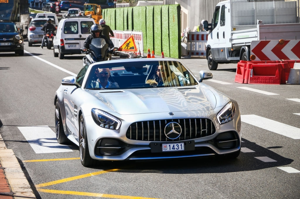 2020 Mercedes AMG GT Roadster Fiyatı