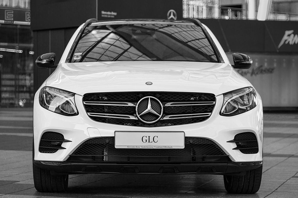 2020 Mercedes Yeni GLC Dış Özellikleri