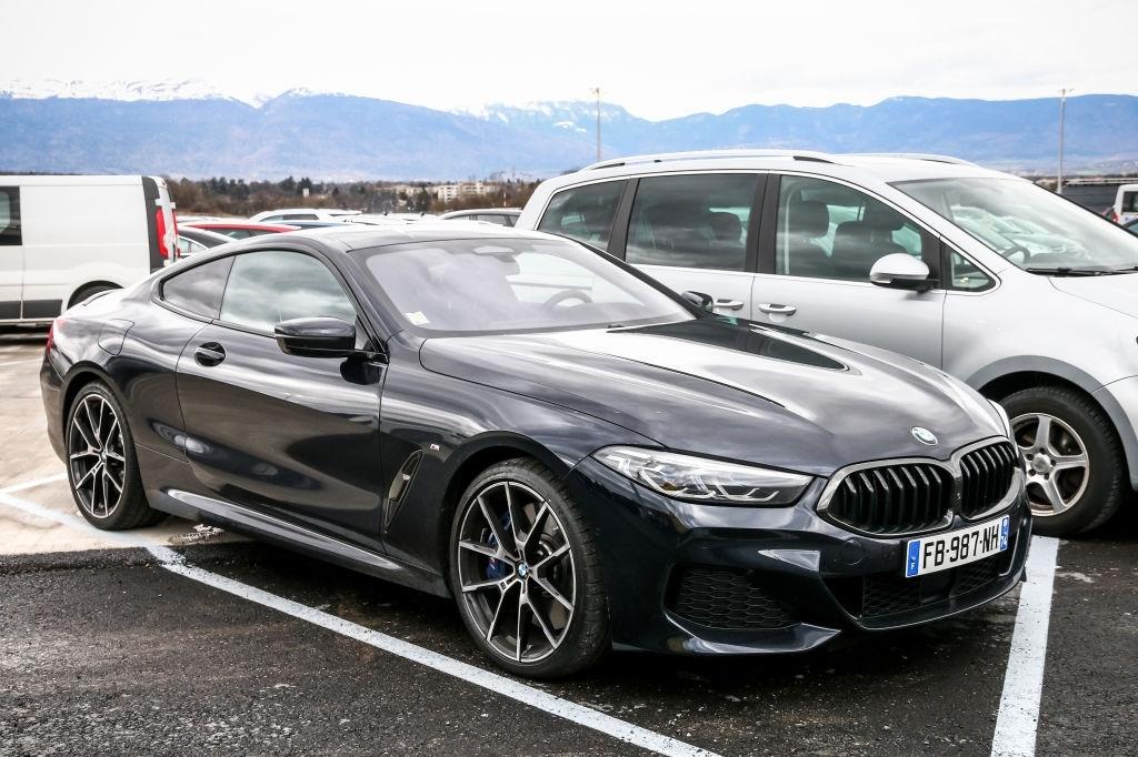 2020 Yeni BMW 8 Gran Coupe İç Özellikleri