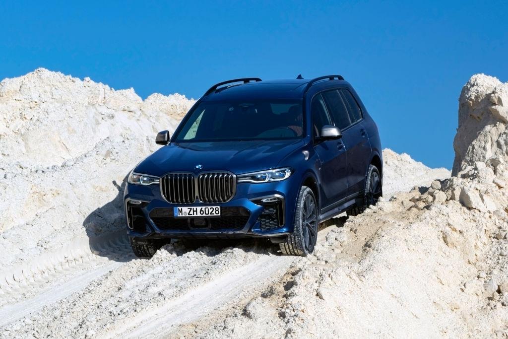 2020 Yeni BMW X7 Motor Özellikleri