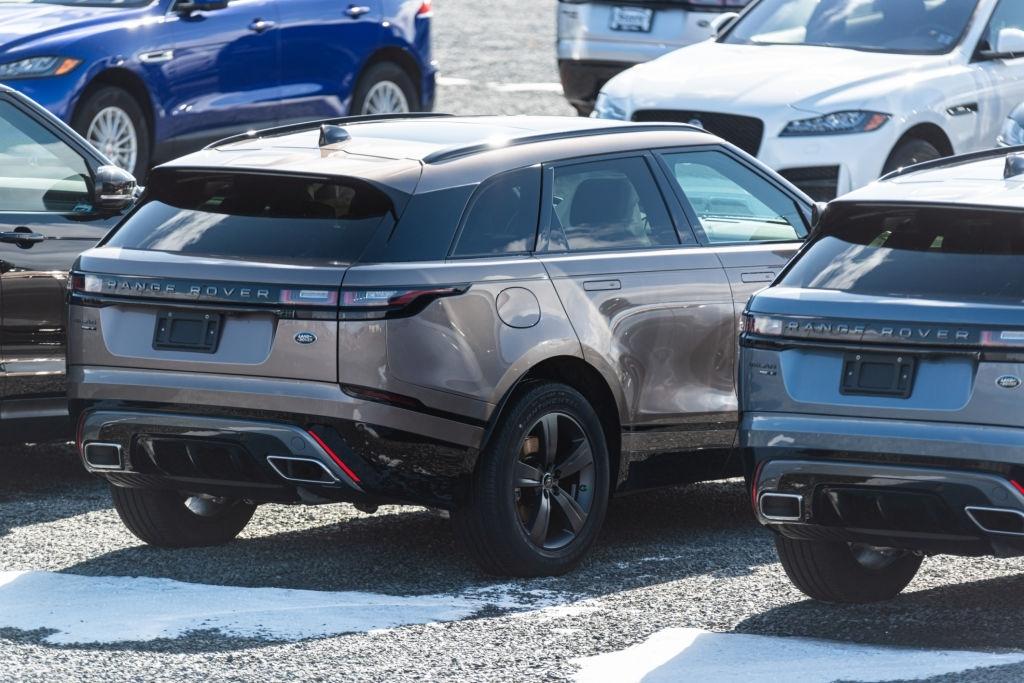 2020 Yeni Range Rover İç Özellikleri