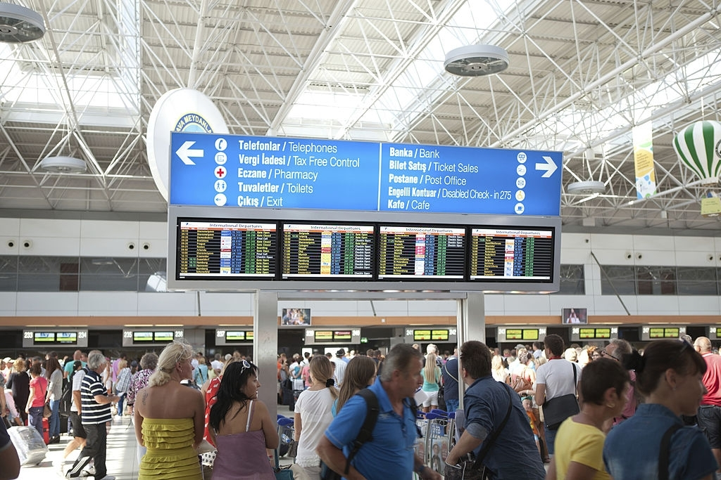 Photo of Antalya Havalimanı Hakkında Bilgiler