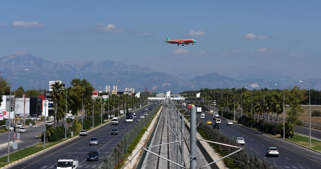 ısparta havalimanı
