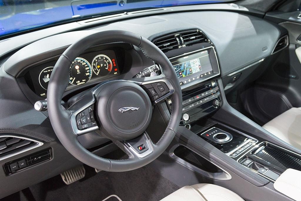 jaguar f pace 2020 model
