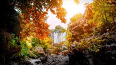 Photo of Coşkuyla Akıyor: Göksu Şelalesi (Yerköprü Şelalesi)