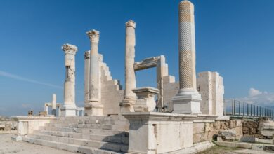 Photo of Kimler Geldi Kimler Geçti: Denizli Laodikeia Antik Kenti