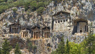 Photo of Krallar Gibi: Kral Kaya Mezarları – Amasya