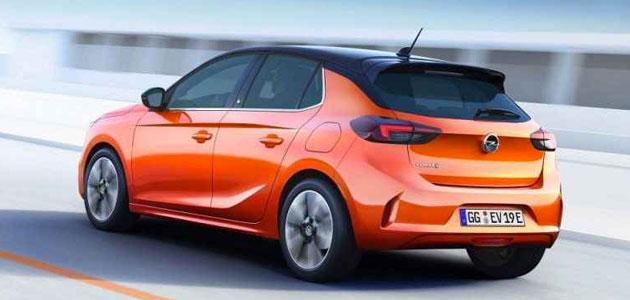 2020 Opel Corsa Dıș Özellikleri